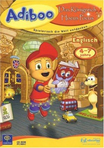 Abidoo Das Königreich Hocus Pocus Lernspiel Englisch