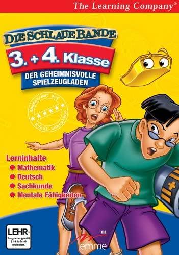 PC MAC Die Schlaue Bande 3. und 4. Klasse Mathe Deutsch