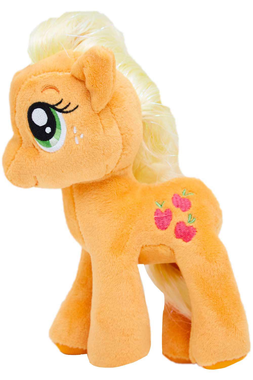 TY 41013 - My Little Pony Baby - Schmusetier Apple Jack, 15 cm