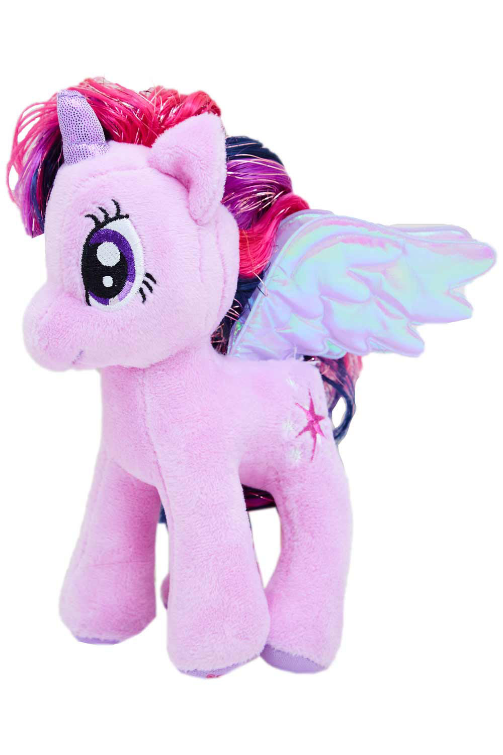 TY 41004 - My Little Pony Baby - Schmusetier Twilight Sparkle, 15 cm