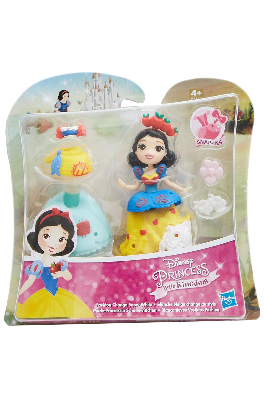 Disney Mode-Prinzessin Schnewittchen mit Kleidern und Blüten Little Kingdom