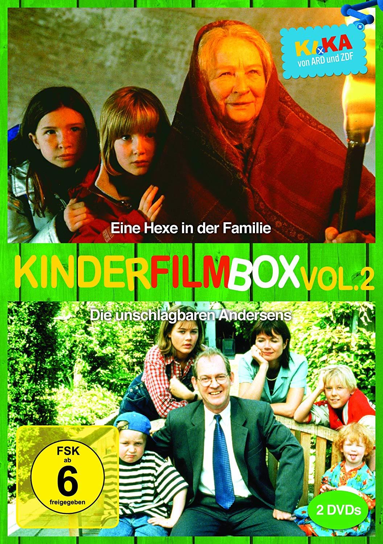 Kinderfilmbox Vol. 2 - Eine Hexe in der Familie / Die unschlagbaren Andersens, 2
