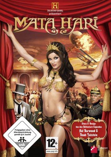 Adventure-Computerspiel Spionin Mata Hari für PC Windows