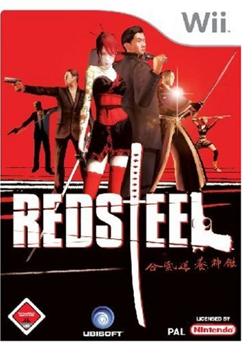 Red Steel Ego-Shooter Spiel für Nintendo Wii