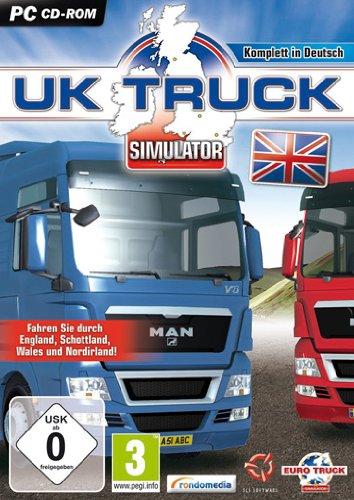 UK Truck Simulator LKW Simulation Großbritannien Trucker für PC