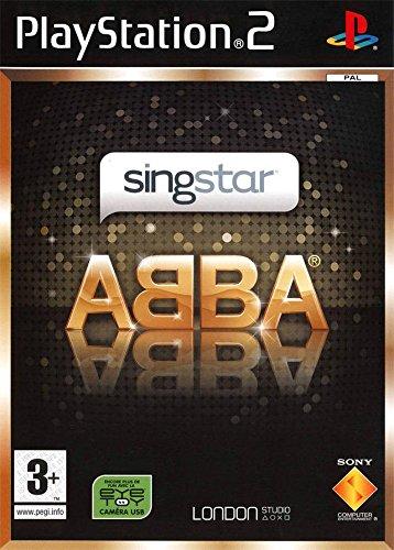 Singstar ABBA : Playstation 2 , FR