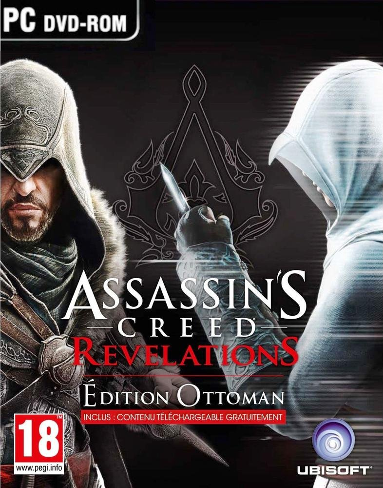 Assassin`s CREED Revelations Edition Ottoman PC Game FR