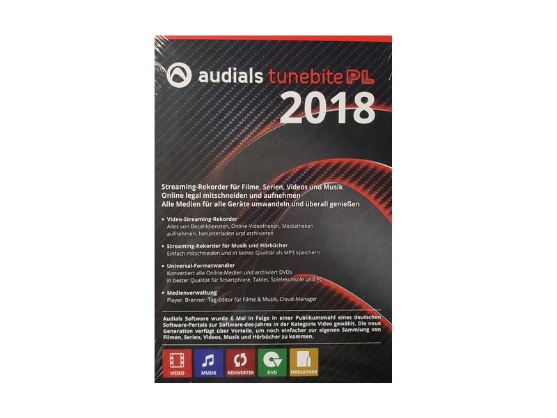 Audibals tunebite PL 2018 für PC