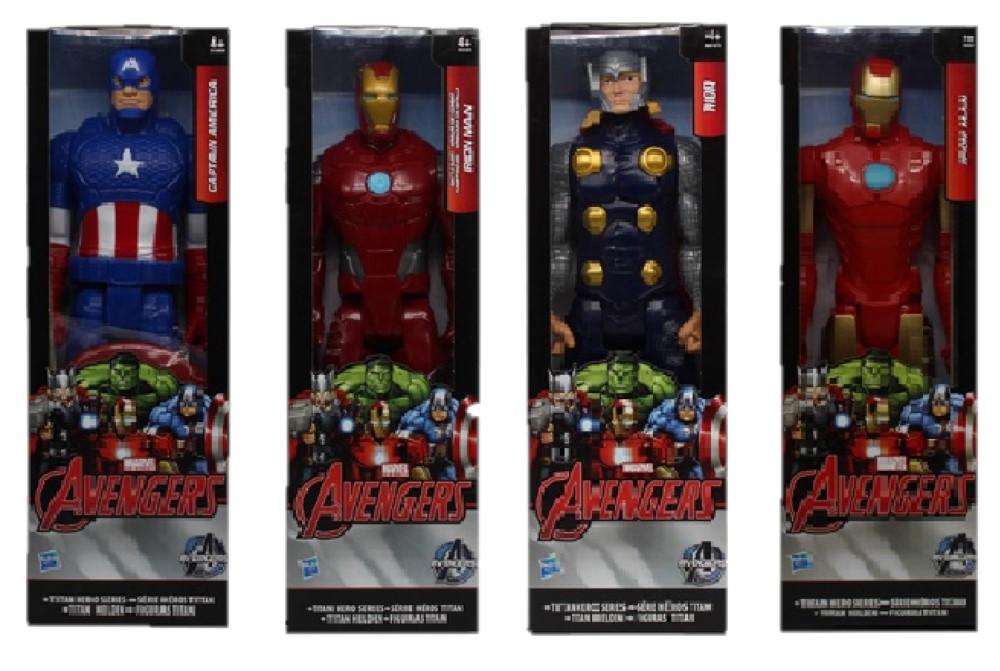 Marvel Avengers Titan Hero 30 cm Action Figuren (Auswahl)
