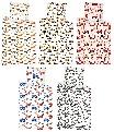Baby Kinder Bettwäsche Fahrzeuge Tiere Feuerwehr Bettdecke 100x135 + Kopfkissen 40x60 cm, 100% Baumwolle (Auswahl)