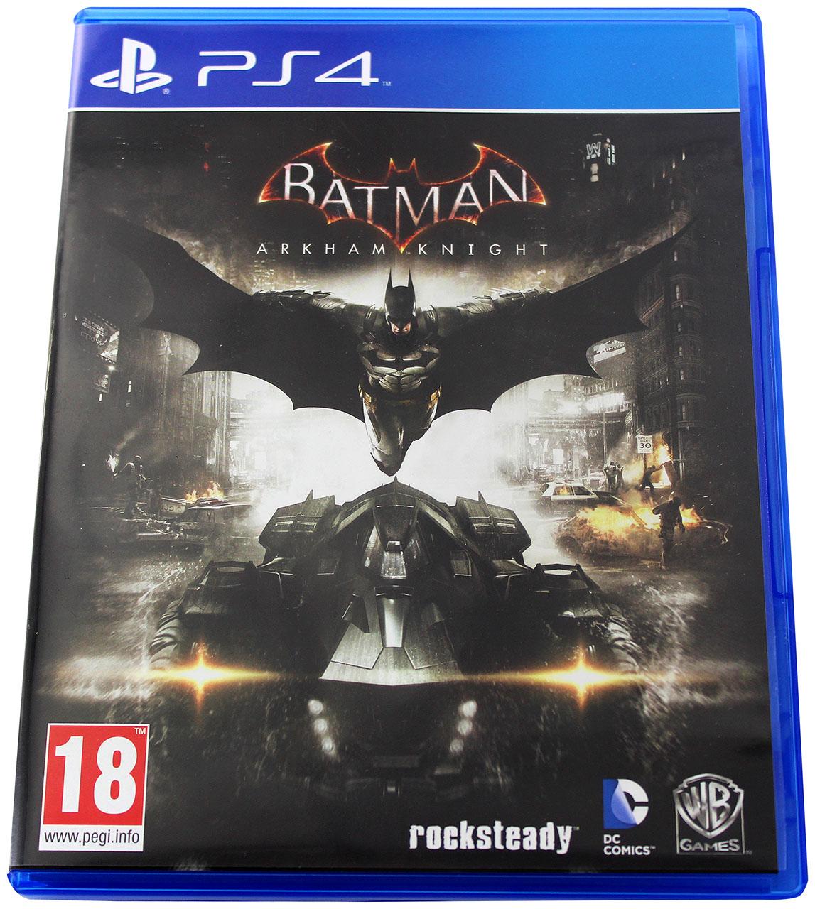 Batman: Arkham Knight (Playstation 4) [UK IMPORT]