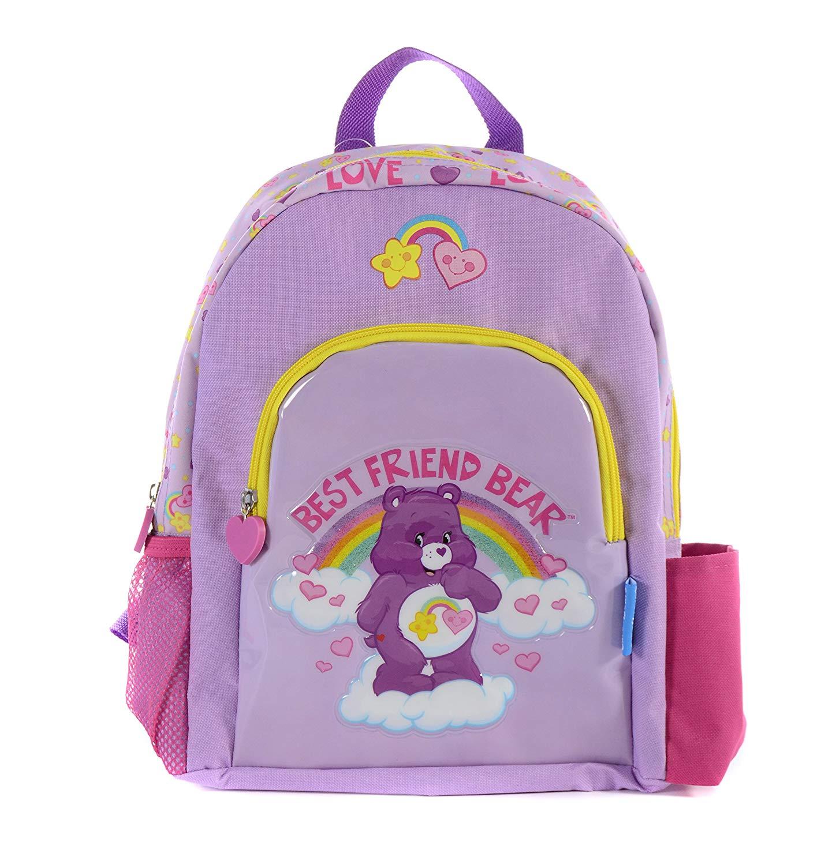 Care Bears Glücksbärchis Best Friend Kinderrucksack lila