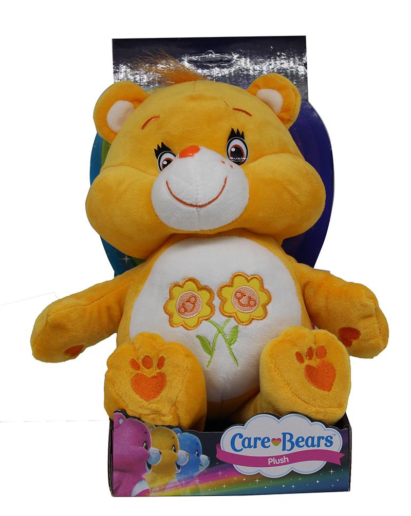 Care Bears Glücksbärchis Friend Bär Plüschfigur Soft orange 27cm