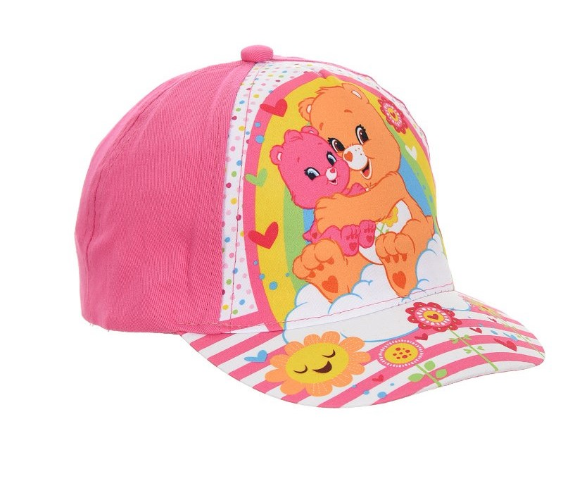 Glücksbärchis Kappe Pink 50
