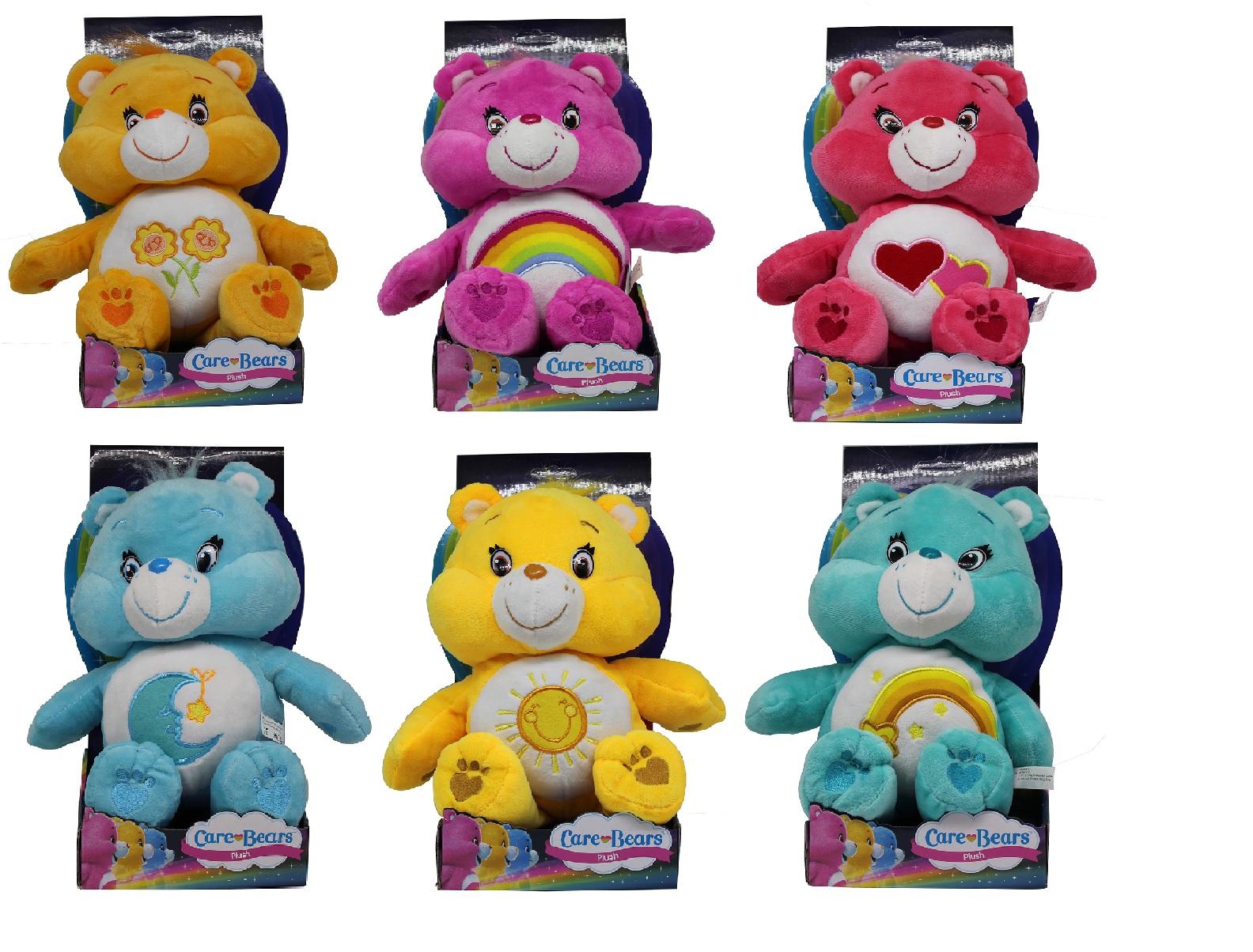 Care Bears Plüschfiguren Soft 27 cm (Auswahl)