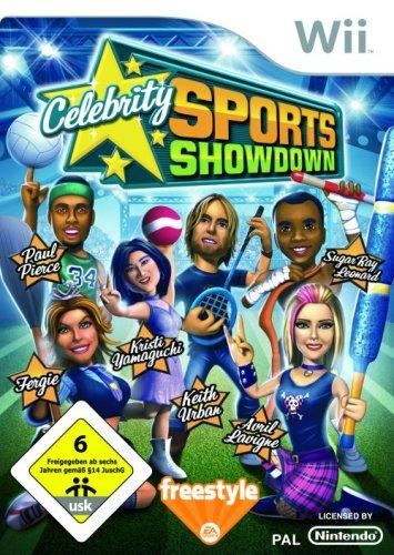 Celebrity Sports Showdown für Nintendo Wii