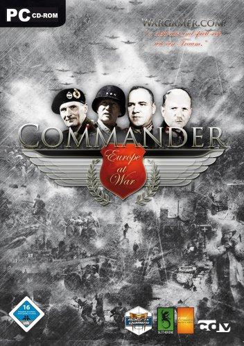 Commander Europe at War für PC
