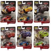 Disney Pixar Cars XRS Xtreme Racing Serie Drag Racing versch. Modelle (Auswahl)