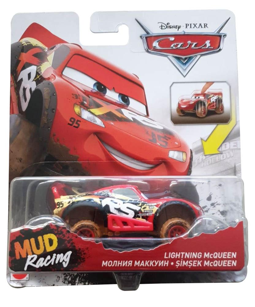 Disney Cars GBJ36 Xtreme Racing Serie Die-Cast Lighning-McQueen, Spielzeugauto