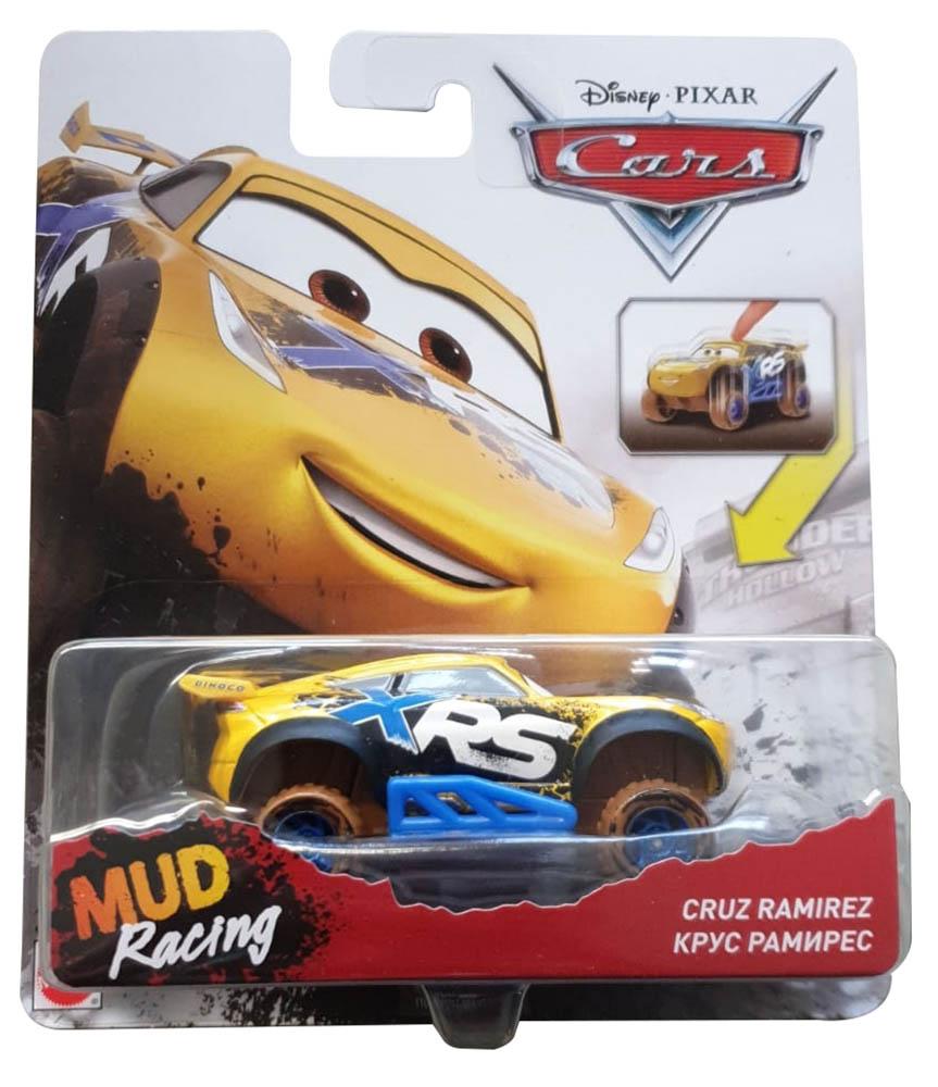 Disney Cars GBJ37 Xtreme Racing Serie Die-Cast Cruz Ramirez, Spielzeugauto