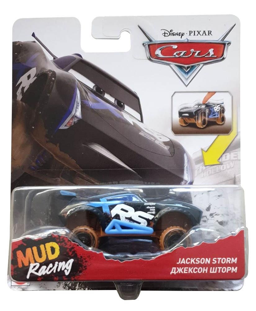 Disney Cars GBJ38 Xtreme Racing Serie Die-Cast Jackson Storm, Spielzeugauto