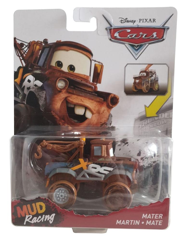 Disney Die-Cast Spielzeugauto Deluxe Hook GBJ47 Cars Spielzeugauto Actionauto