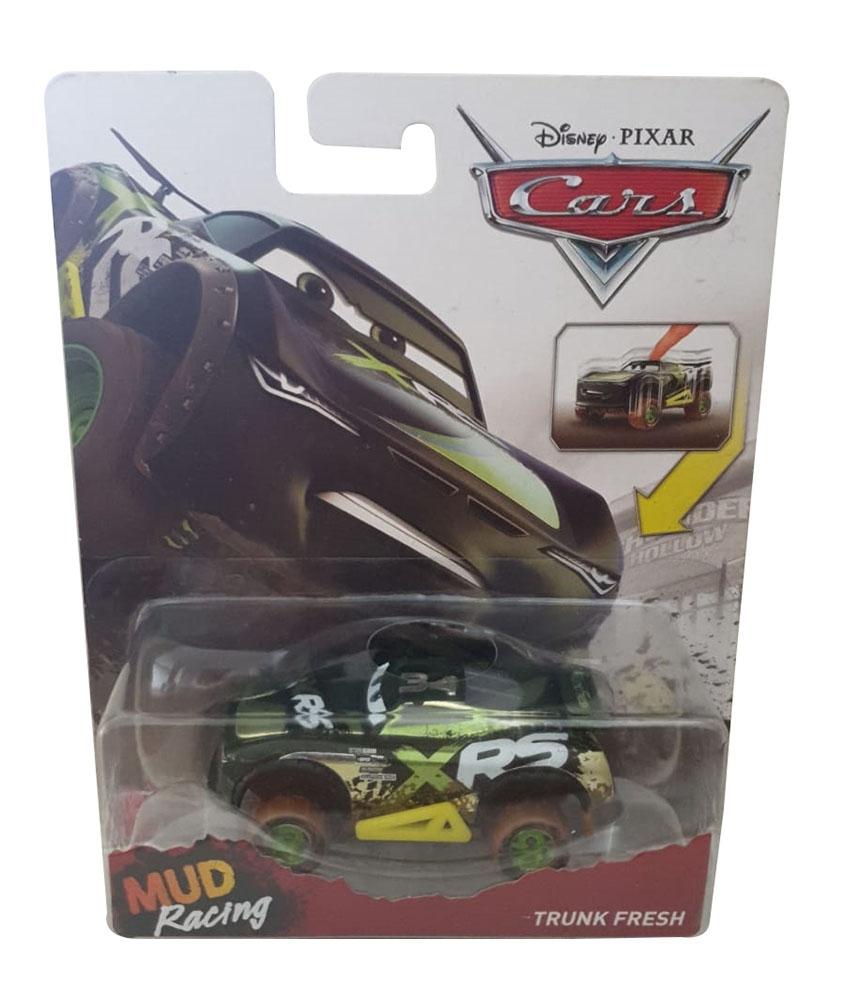 Disney Cars GFP49 - XRS Xtreme Racing Serie Schlammrennen Die-Cast Spielzeugauto