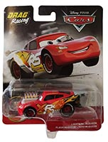 Disney Pixar Cars GFV34 - XRS Xtreme Racing Serie Drag Racing Lightning McQueen Actioncar