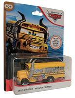 Disney Die-Cast Spielzeugauto Deluxe Miss Fritter DXV94 von Cars Spielzeugauto
