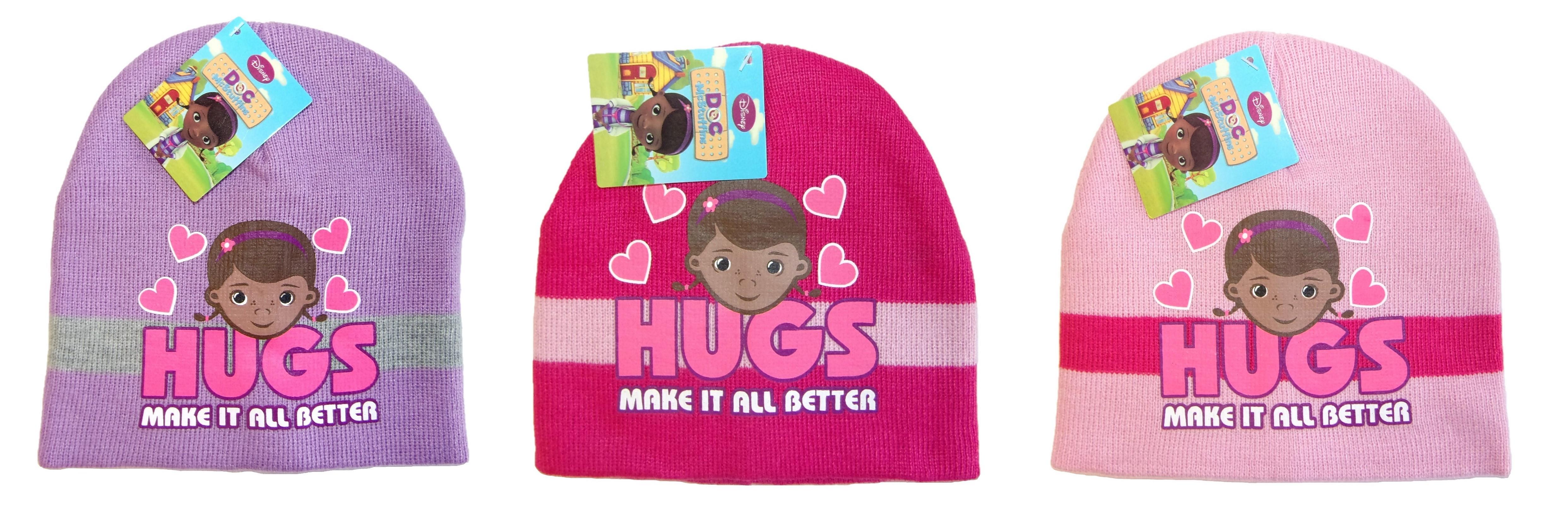 Disney Doc McStuffins Mütze für Mädchen verschiedene Farben (Auswahl)