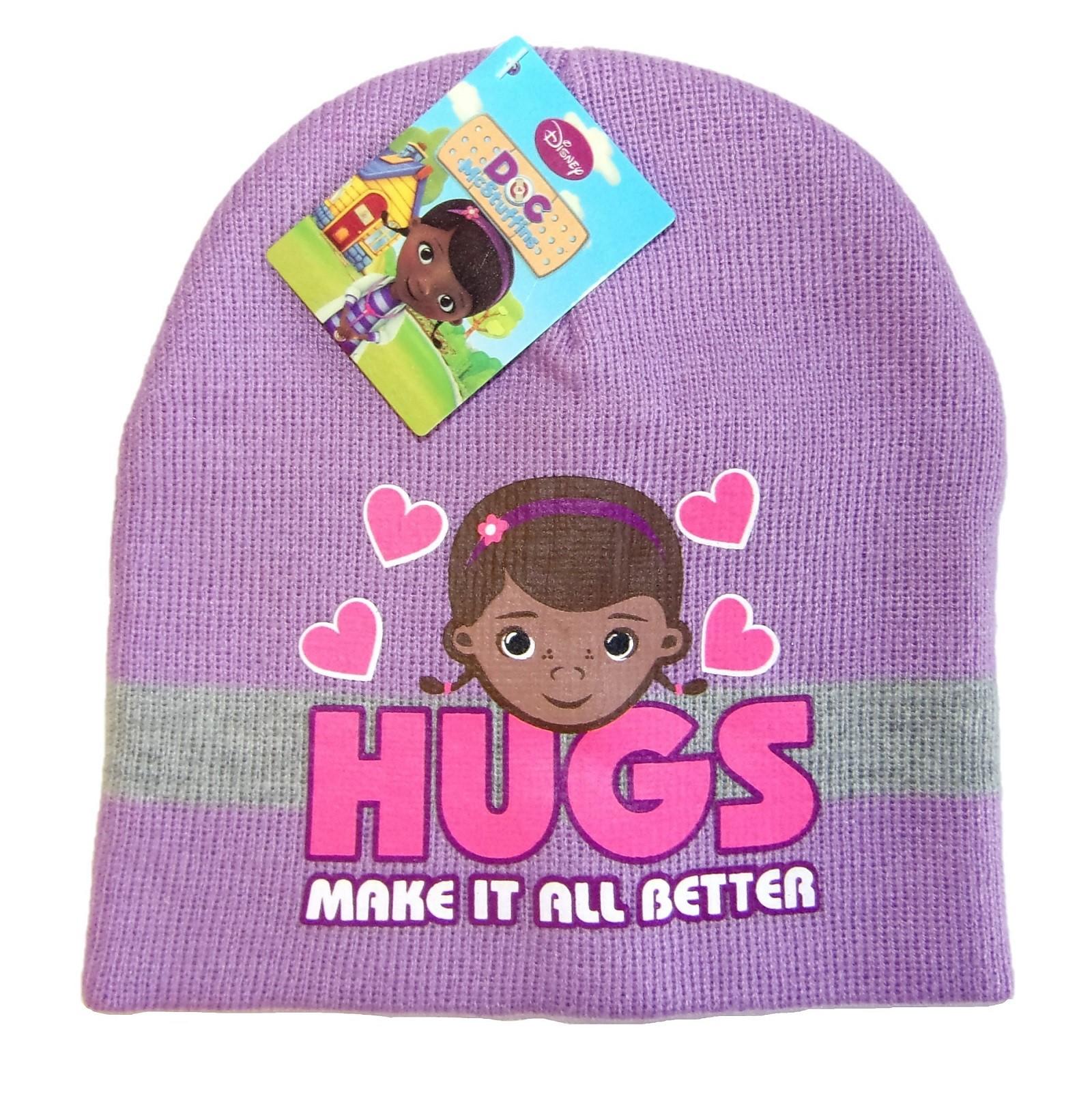 Disney Doc McStuffins Mütze für Mädchen Lila 52