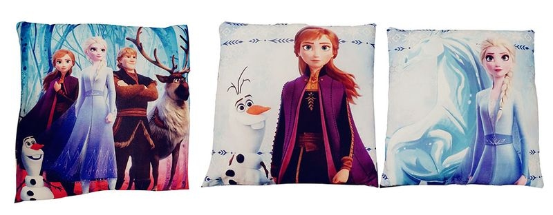 Disney Frozen 2 - verschiedene Kissen 40x40 cm (Auswahl)