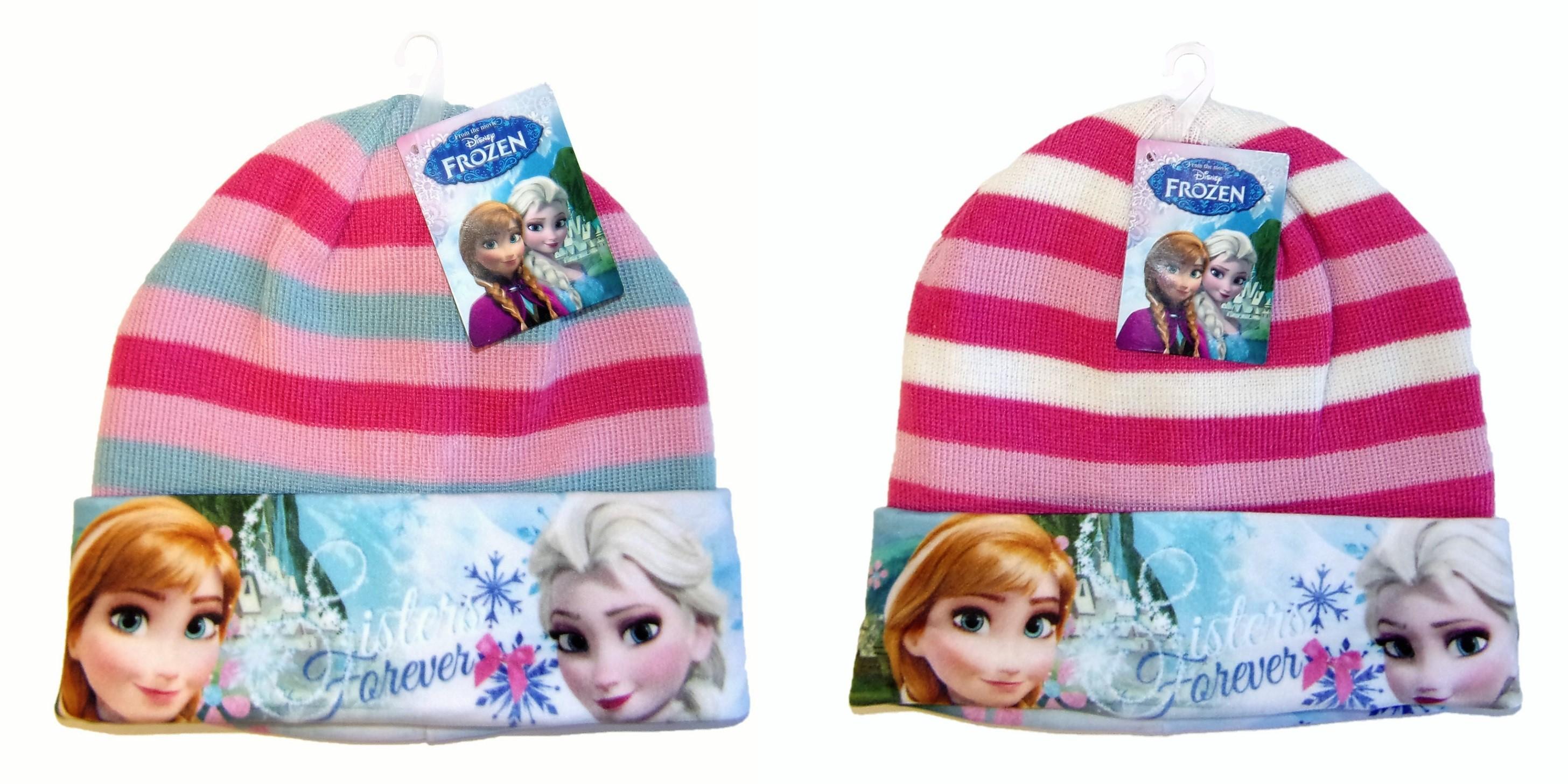 Disney Frozen Anna und Elsa Mütze für Mädchen (Auswahl)