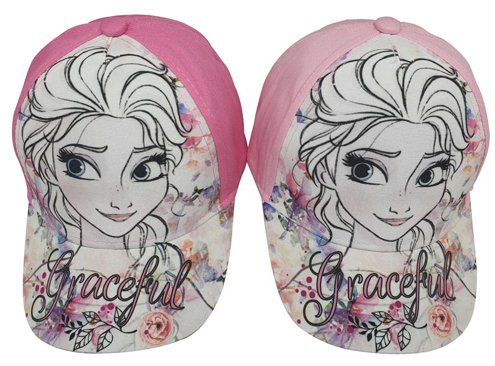Disney Frozen Elsa Mädchen Kappe Graceful in verschiedenen Größen (Auswahl)