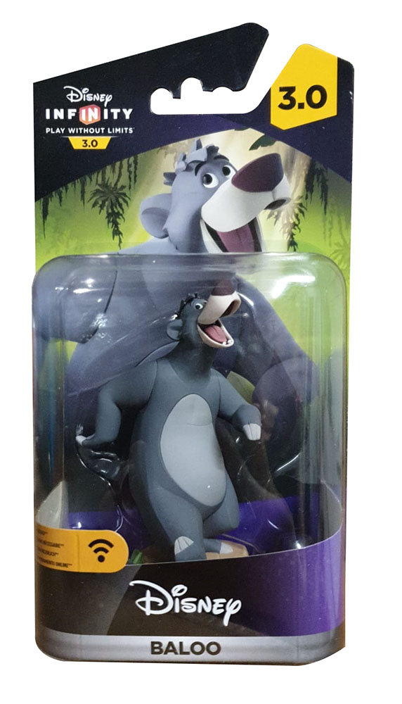 Disney Infinity 3.0: Einzelfigur Character Baloo, Videospiel-Spielzeug