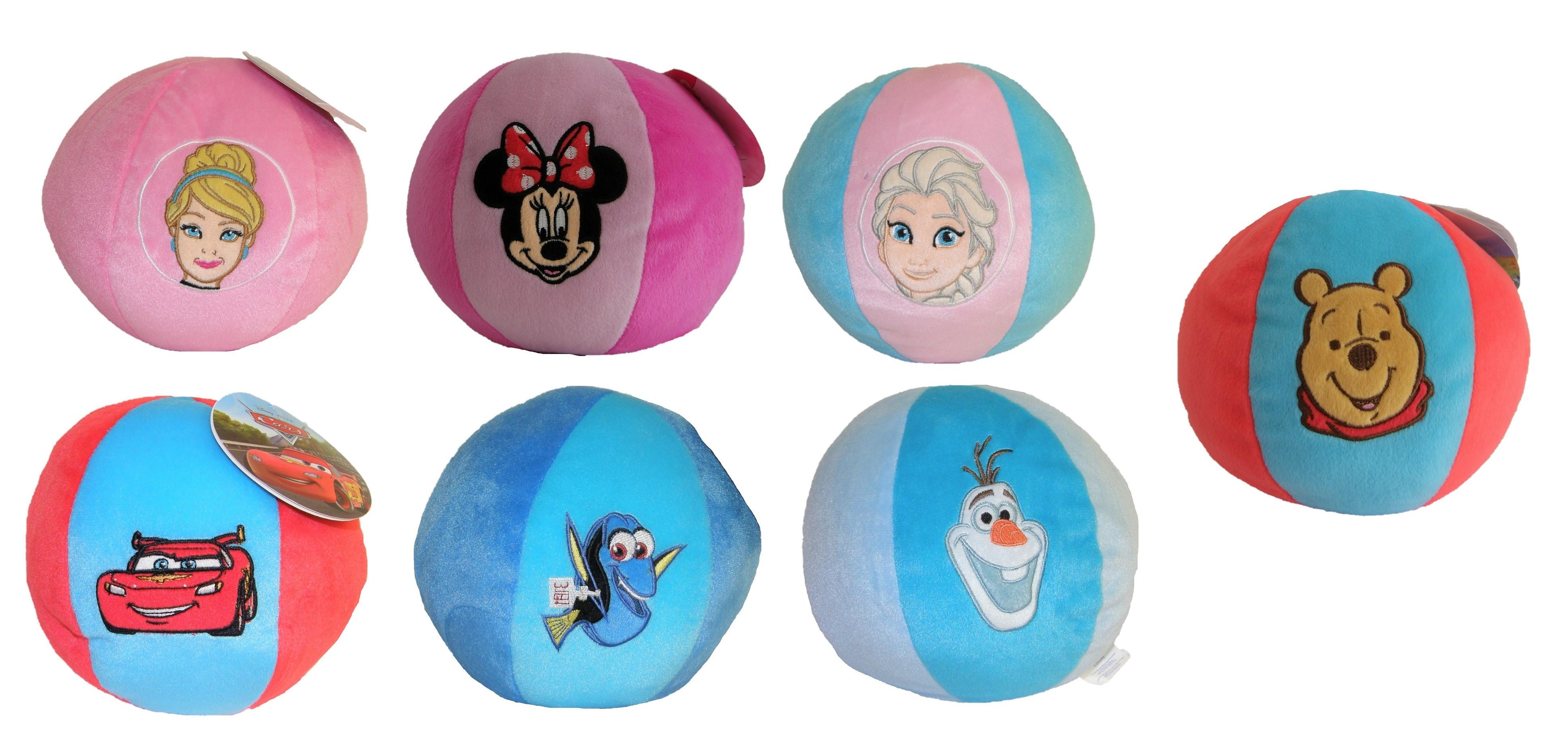 Disney Plüschball 20 cm für Kinder (Auswahl)