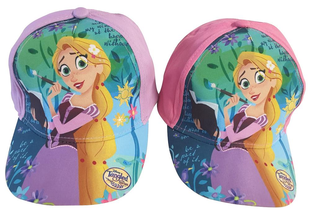Disney Rapunzel Mädchen Kappe im lila Kleid in versch. Größen (Auswahl)