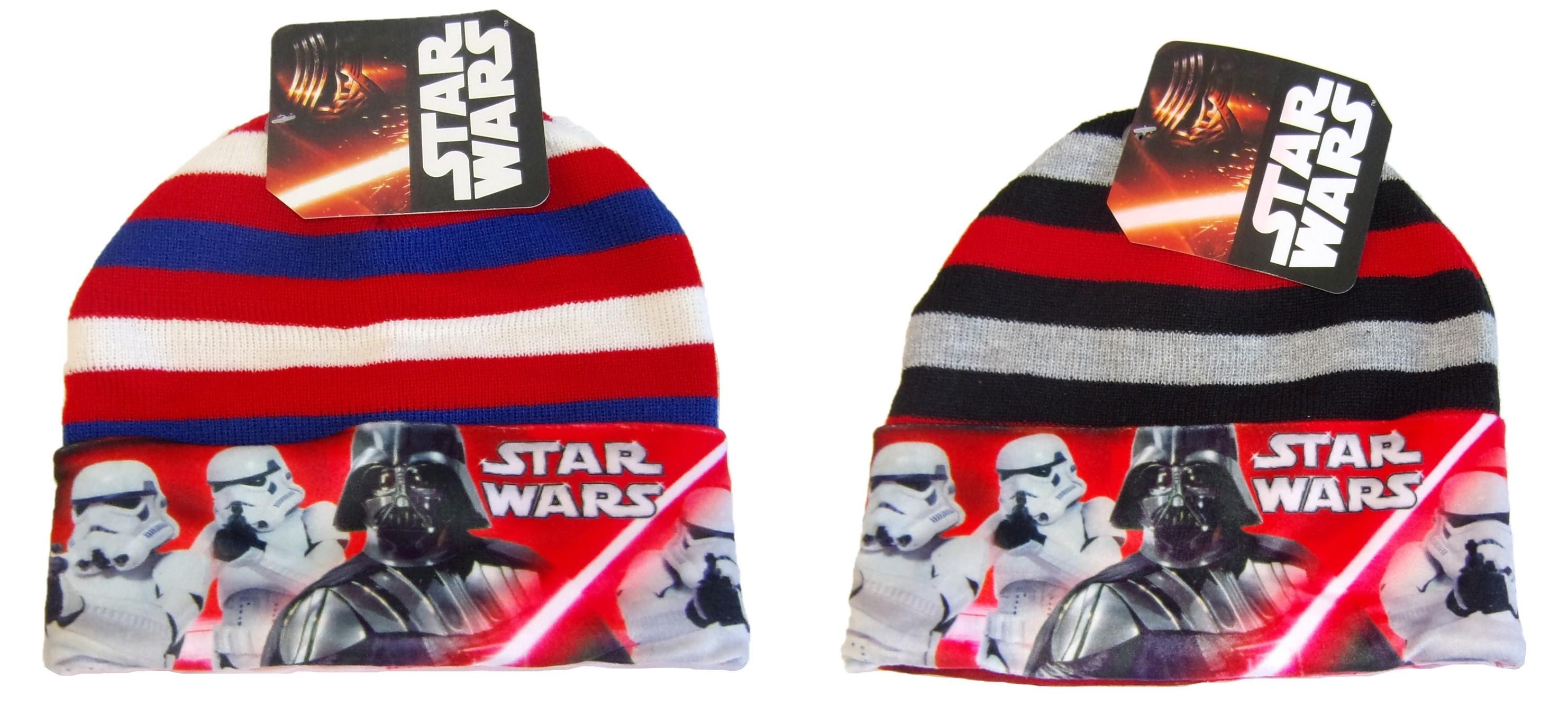 Disney Star Wars Mütze Darth Vader für Kinder verschiedene Größen (Auswahl)