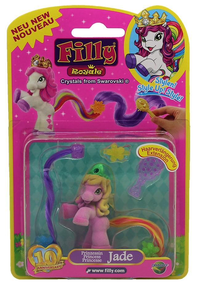 Dracco Filly Royale Prinzessin Jade zum frisieren & süßen Accessoires