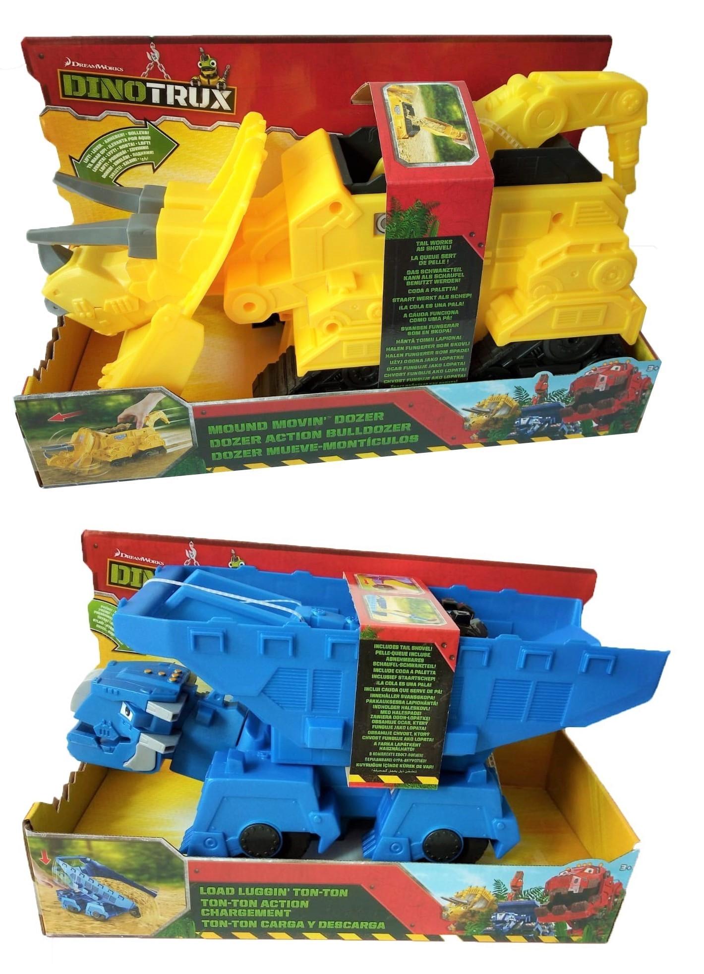 DreamWorks Dinotrux große Spiel-Fahrzeuge für Kinder