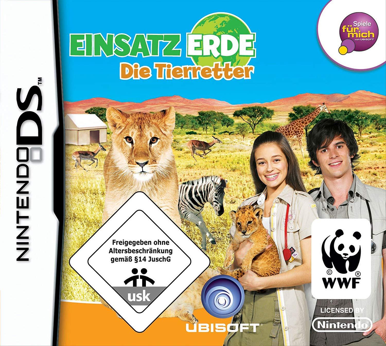 Einsatz Erde Die Tierretter für Nintendo DS NDS