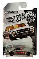 Hot Wheels FRN24 - 50th Anniversary 67 Ford Mustang Coupe, Sammler-Edition