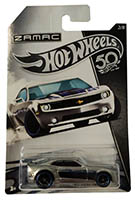Hot Wheels FRN25 - 50th Anniversary 68 Chevy Camaro Concept, Sammler-Edition