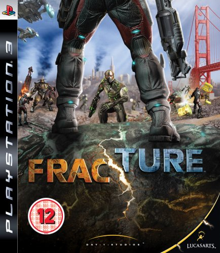 Fracture PS3 ENG