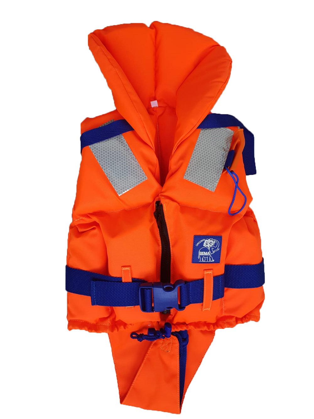 Babys Feststoff Rettungsweste Typ 100 EN ISO 12402-4