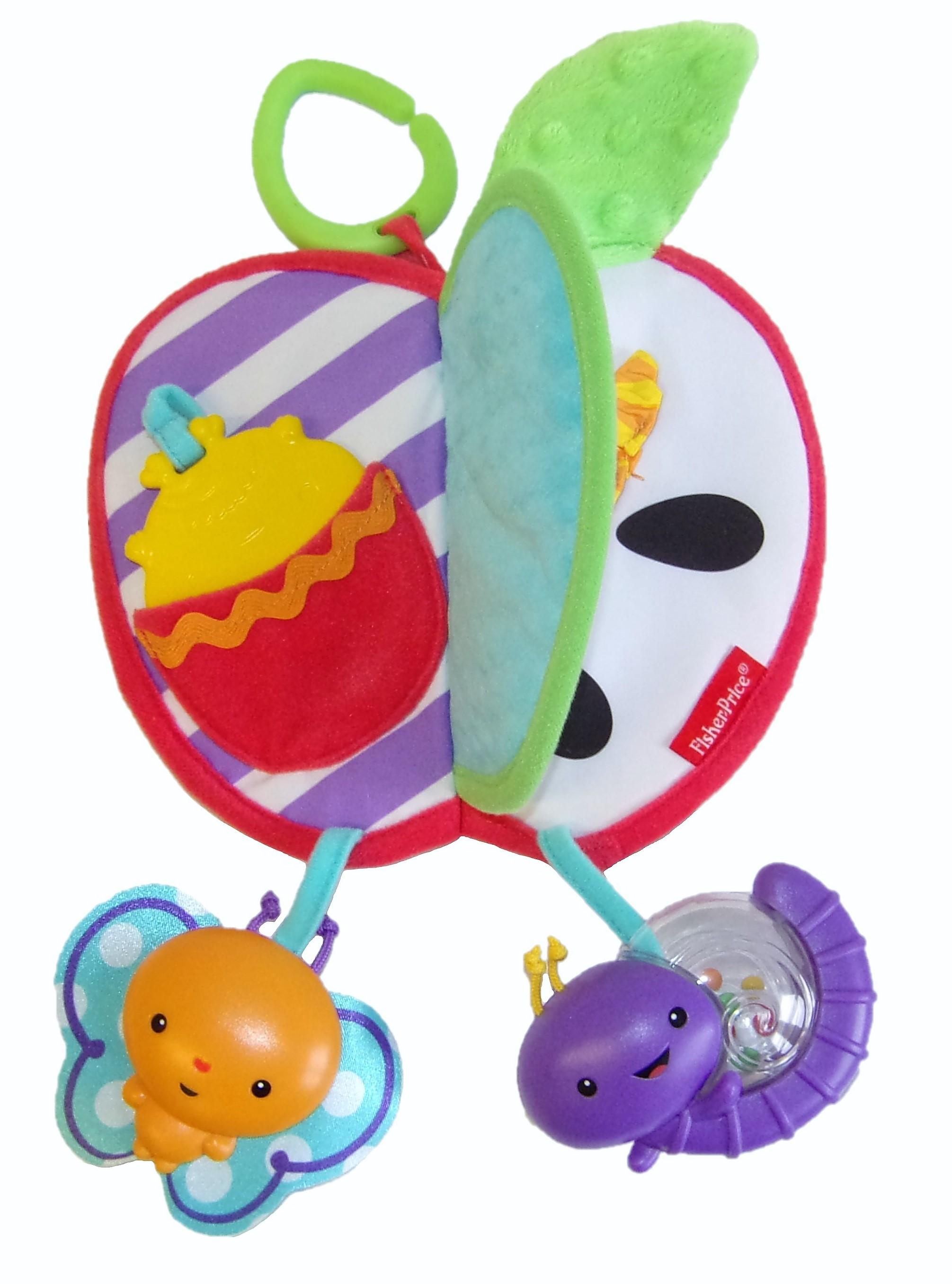 Fisher-Price Mattel Spielapfel für Babys DPF88