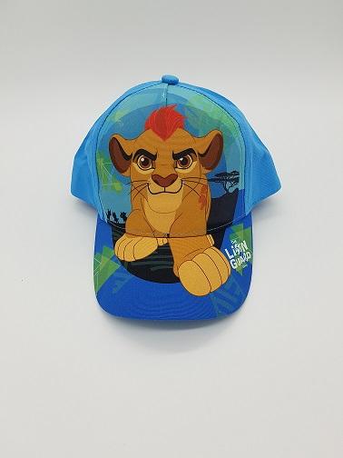 Garde der Löwen Kappe Türkis 52