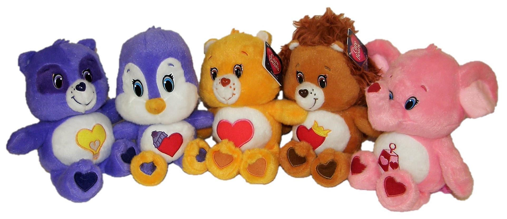 Care Bears Glücksbärchis Kuscheltiere für Kinder 22 cm (Auswahl)