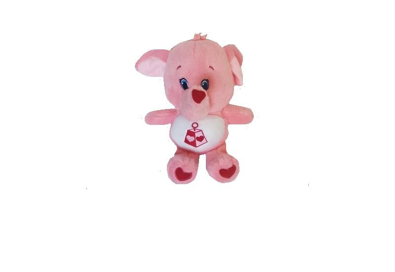 Care Bears Glückbärchis Kuscheltier Groß-Herz Eli 28 cm