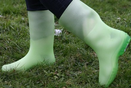 Gummistiefel Rain Boots Lime Limette Grün 39